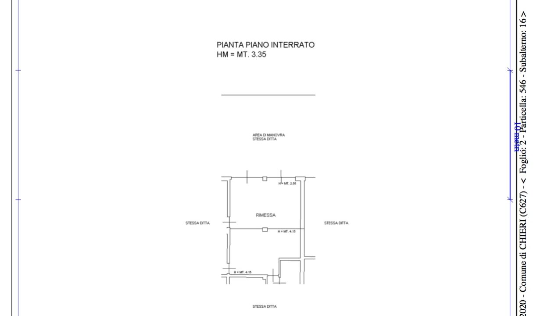 str. Airali 35/b, Chieri