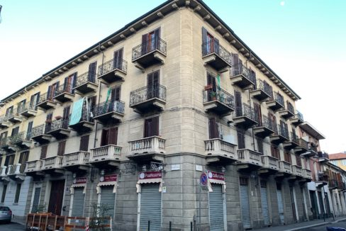 Via Monte Rosa 44 Torino