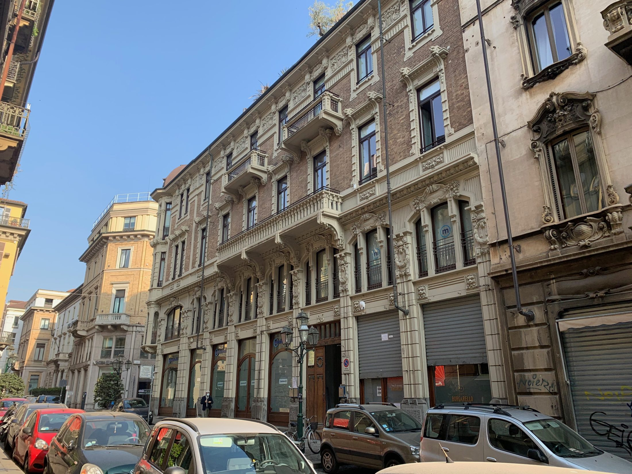 Appartamento in stabile d'epoca in ottime condizioni