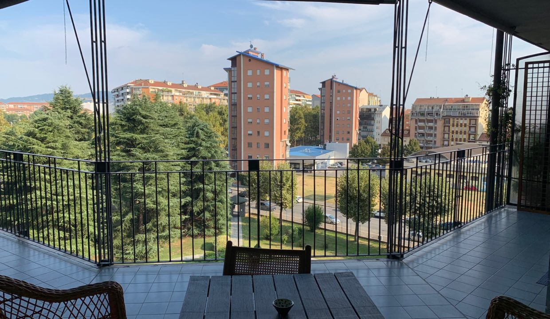 Pozzo Strada - via Chambéry 4, Torino